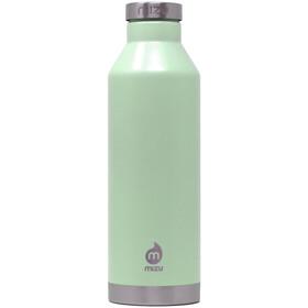 MIZU V8 Isoleret flaske 800 ml med låg i rustfrit stål, grøn